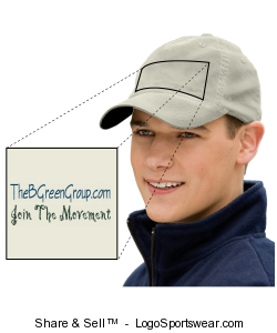 Join The Movement Organic Hat Design Zoom
